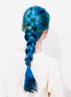 The Dutch Braid | A Beautiful Mess | Bloglovin'