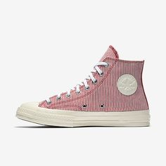Converse Chuck 70 Stripe Chambray High Top Unisex Shoe