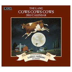 Shop the Lang Store for calendars by Lang, Avalanche and Wells Street by LANG products. Susan Winget, Linda Nelson Stocks, Lowell Herrero, Lisa Kaus and more! 2013 Calendar, Farm Yard, My Best Friend, Cows, Best Gifts, Childhood, Cool Stuff, Kid Stuff, My Love