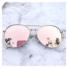 Stylish pair of rose gold Aviator sunglasses Rose gold mirrored sunglasses Trending sunglasses UV protection Cat Eye Sunglasses, Mirrored Sunglasses, Sunglasses Women, Sunglasses Sale, Wooden Sunglasses, Pink Sunglasses, Inspiration Dressing, Rose Gold Aviators, Lunette Style