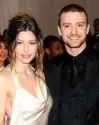 JT finally tied the knot.  Hope it won't end up as another Hollywood gone bad