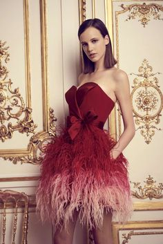 Alexis Mabille   -  Fall-Winter 2018 Paris Haute Couture