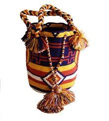 Wayuu Sun & Fun Bag