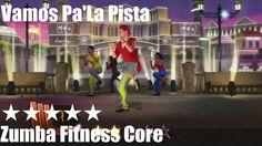 """""""Vamos Pa'La Pista"""" - Zumba Fitness Core - 5* Stars"""