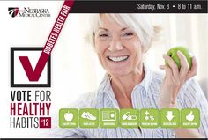 Diabetes Health Fair  Saturday, November 3, 2012  8 to 11 a.m.      Sorrell Center for Health Science Education  Truhlsen Campus Events Center  42nd and Emile Streets    SCREENINGS  • Blood glucose, cholesterol and A1C level, cost $26. Registration is required. Please call 402.552.2411 to reserve a time slot.