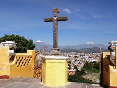 Cholula, Mexico.