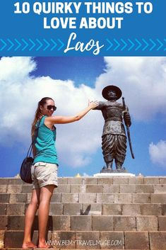 From the adorable greetings, to the sleeper buses you will never fit into, here are 10 things to love about Laos | Be My Travel Muse | Backpacking Laos | Southeast Asia Travel