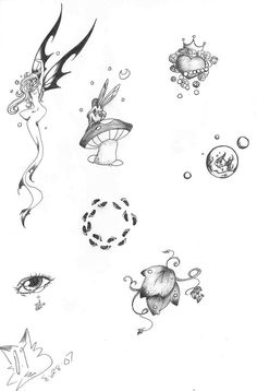 Fairy+Tattoos | Little Tattoos by ~The-Pirate-Fox on deviantART