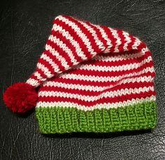 Ravelry  LITTLE ELF Baby Hat pattern by marianna mel fe0334bb0a2e