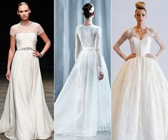 Top wedding dress trends