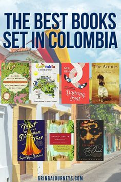 Are you looking for the best novels set in Colombia? This list covers books about living in Colombia, historical fiction, history books, and Colombia travel books. Popular novels include One Hundred Years of Solitude by Gabriel García Márquez, Oblivion by Héctor Abad Faciolince, and Return to the Dark Valley by Santiago Gamboa.   best books about Colombia   Colombia books   books to read before visiting colombia Travel Books, Travel Tips, Travel Destinations, Visit Colombia, Colombia Travel, South America Travel, Travel Aesthetic, Historical Fiction, History Books