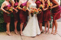 Fall wedding, yes.