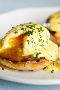 NYT Cooking: Decadence is what makes eggs Benedict a star of the brunch table. To get there, order and timing are key. First, you'll want to make your hollandaise. While intimidating in theory, the process is a lot like making mayonnaise. If the emulsion is stable, it won't break, even when held at room temperature. Next, poach your eggs, and toast the English muffins while you c...