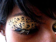 Leopard-print:  | 16 Super-Last-Minute Halloween Costume Ideas