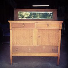 A Catch-All Post (Glimpse of Master Bedroom and Furniture We're Salvaging) » The Wits