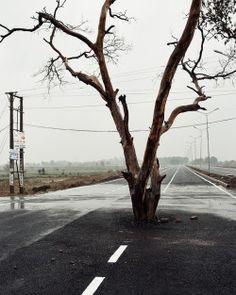 thomasprior:Outside of Delhi, India