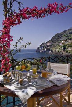 Breakfast on the Coast...