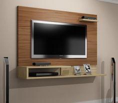 tipos de painel de tv para parede