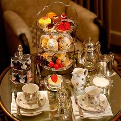 Afternoon Tea at Egerton House Hotel London - AfternoonTea.co.uk