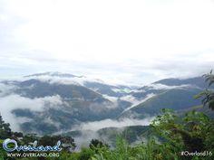 El camino de la Muerte in #downhill Da 4640m dislivello di 1500m, pioggia, nebbia, tornanti e strapiombo #Overland16