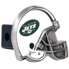 New York Jets NFL Football Helmet Trailer Hitch Cover $34.95