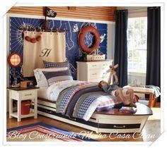 Construindo Minha Casa Clean: Decoração em Estilo Navy! Tendência e Sofisticação!