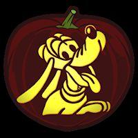 pluto pumpkin tsencils | Pluto Ol Boy CO - Stoneykins Pumpkin Carving Patterns and Stencils