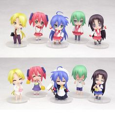 AmiAmi [Character & Hobby Shop] | Nendoroid Petite - Lucky Star Season 2 BOX(Released)