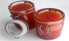 Pálivá Habanero omáčka - Jalapeno, Chilli, Habanero pálivé papričky a feferonky Tomato Chilli Jam, Tomato Sauce, Jam Recipes, Italian Recipes, Cooking Recipes, Italian Cooking, Sweet Chili, Sweet And Spicy, Preserving Tomatoes