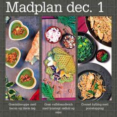 Struer Højskole Madplaner Arkiv - Struer Højskole Bacon, Mexican, Ethnic Recipes, Food, Meals, Mexicans