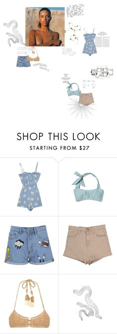 """""""40"""" by cocula ❤ liked on Polyvore featuring Möve, Anja, Anthropologie, Paul & Joe Sister and SHE MADE ME"""