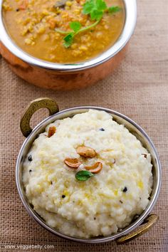 ven-pongal-and-sambar