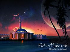 Happy Eid Mubarak Images 2019 in HD is the most popular term of wishing someone a good Eid Mubarak. You have seen many times Eid Mubarak Covers on Eid Mubarak In Urdu, Eid Shayari, Happy Eid Mubarak Wishes, Eid Mubarak Quotes, Eid Quotes, Eid Mubarak Images, Mubarak Ramadan, Ramadan Wishes, Quotes 2016