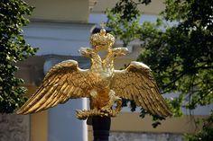 Санкт-Петерб́ург (St. Petersburg) - собор Преображения Господня всей гвардии (Transfiguration Cathedral)