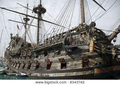 OLD PIRATE SHIP. //Beautiful EL//