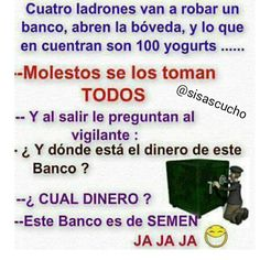 Ushh... Pobres ladrones jajaja   #sisascucho #risa #risas #comedia #chiste #chistes #chistoso #gracioso #sonrisa