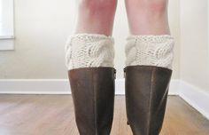 Outlander Boot Cuffs