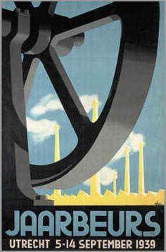 Jaarbeurs : Utrecht 5-14 september 1939.