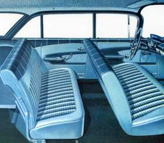 Seat from 57 Chevy
