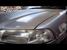 Como pulir un auto, curso completo [ acabado cristal ] - YouTube