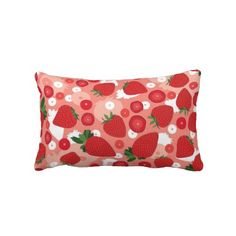 Strawberry - Pillow