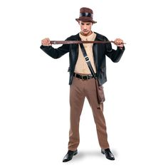Déguisement Archéologue Indiana Jones  sc 1 st  Pinterest & Indiana Jones Costume | Costumes for adults and teens (nothing ...