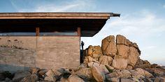 Nelson Garrido - Boa Nova Tea House #architecture #photography #concrete