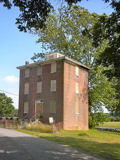 Salem Asylum, New Jersey