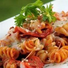 Pizza Casserole Allrecipes.com
