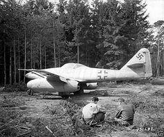 Messerschmitt Me 262 W.Nr.111711: