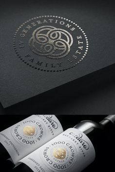 The 1000 Crowns series of wines represent the ultimate expression of the Credaro Family Estate, Western Australia. Western Australia, Crowns, Wines, Studio, Bottle, Photography, Design, Photograph, Flask