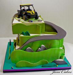 ATV ride - Cake by Jani Cakes