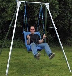 Single Swing Frame | Swings & Swing Frames | e-Special Needs