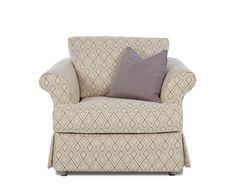 Klaussner Outdoor Outdoor/Patio Moresby Chair